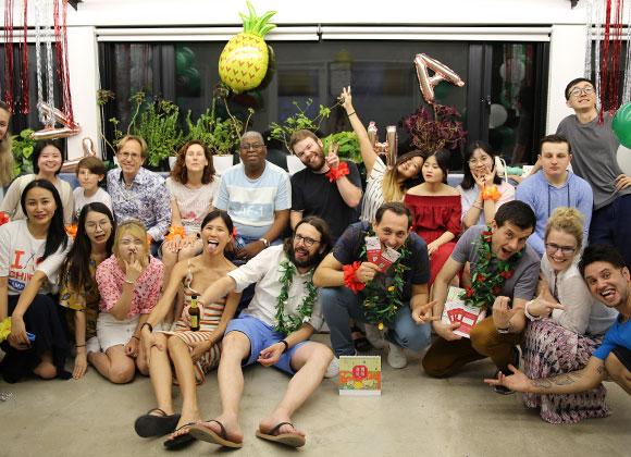 Hawaiian Party | Shanghai 2019