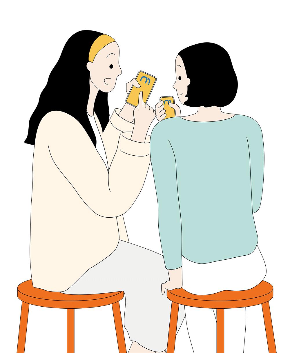 Ilustrations nihaocafe | That's Mandarin