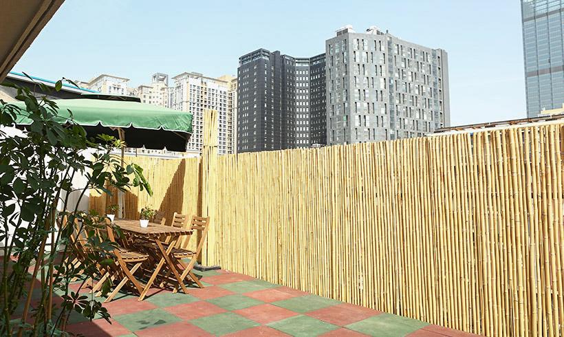 That's Mandarin Beijing Campus terrace