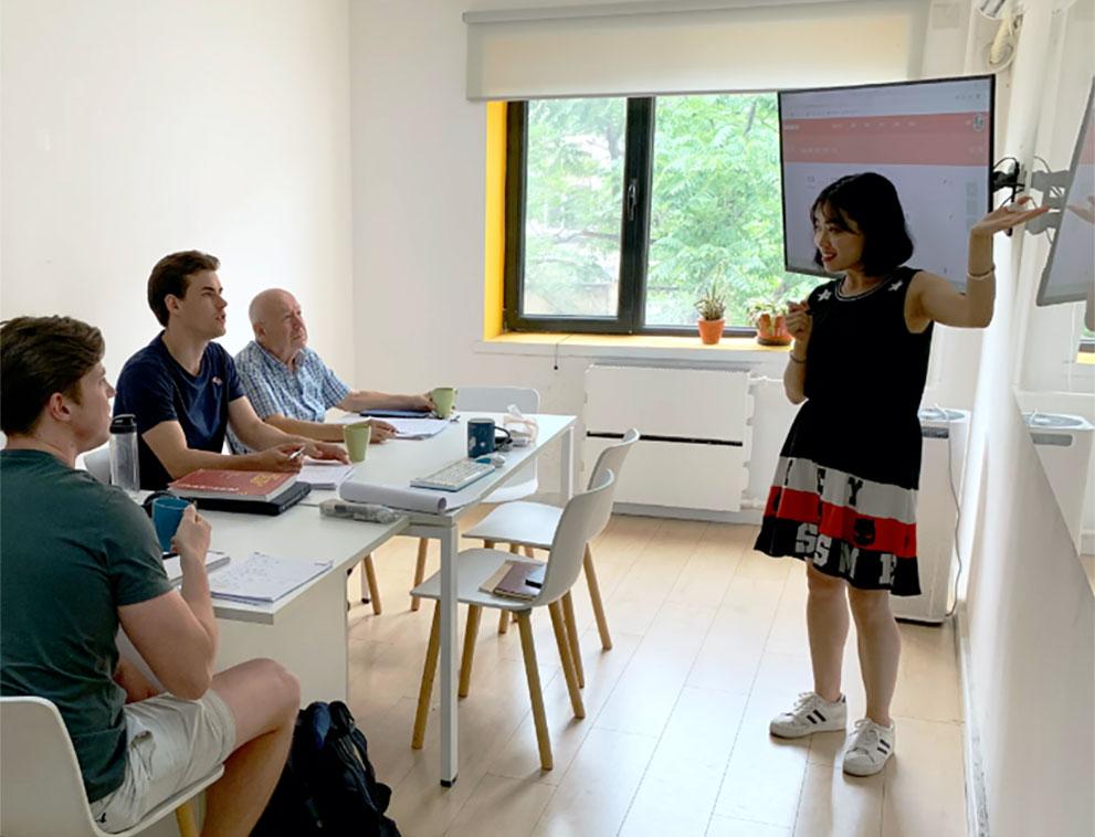 Chinese Immersion Summer Program in Beijing | That's Mandarin Language School