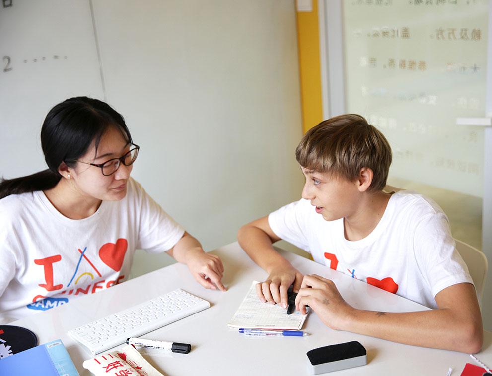Chinese Teen Immersion Program in Beijing | That's Mandarin