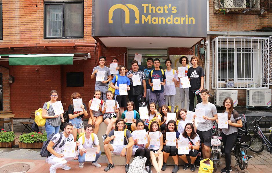 Chinese Teen Immersion Program in Shanghai | That's Mandarin Language School