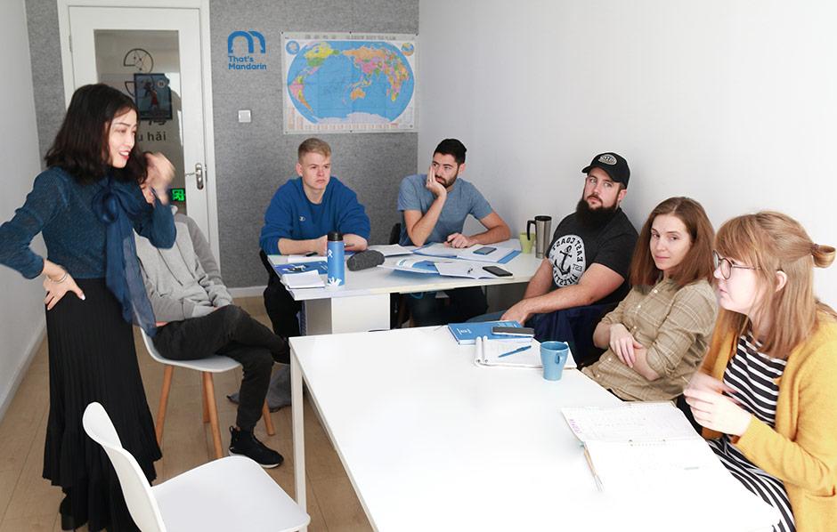 Intensive Group HSK Preparation Course in Beijing | That's Mandarin Language School