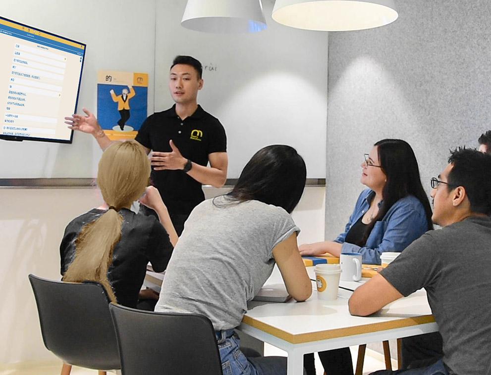 Intensive Group Chinese Classes | That's Mandarin Shanghai