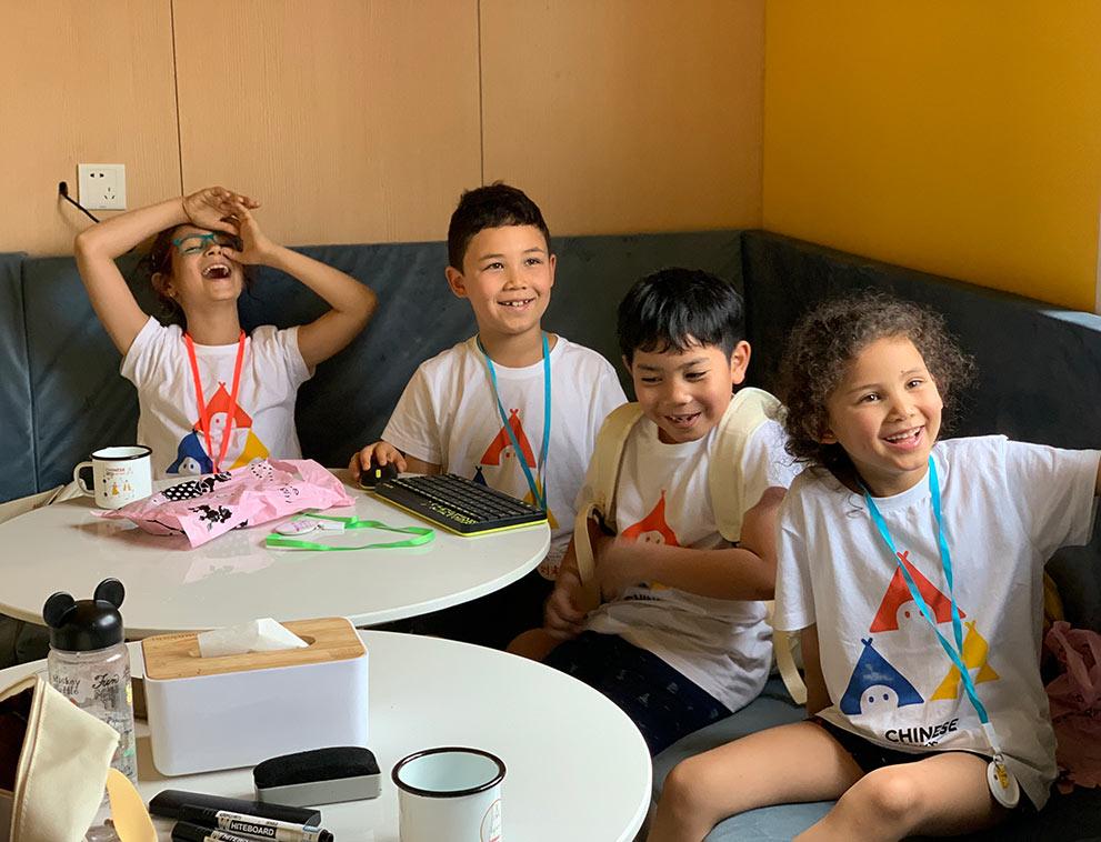 Chinese Summer Camp in Shenzhen   That's Mandarin