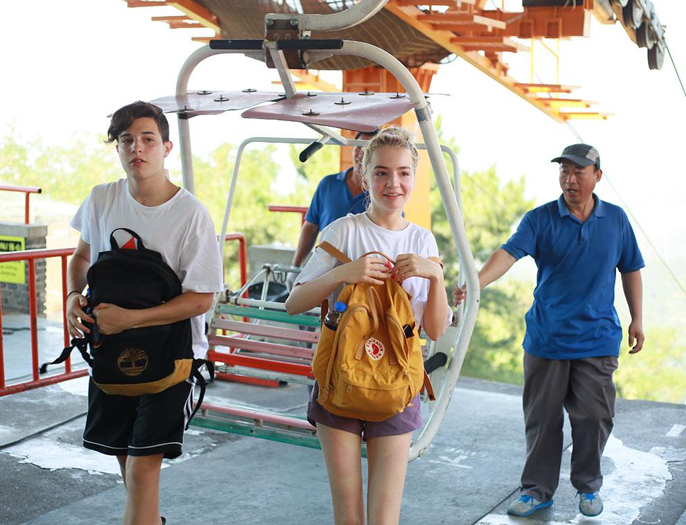Teen Immersion Program in Shenzhen | That's Mandarin