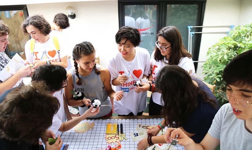 Summer Chinese Camp Sports & Entertainment | That's Mandarin