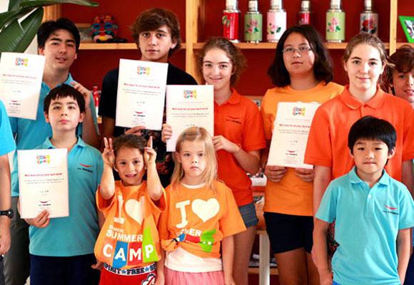 Summer Chinese Camp Classes   That's Mandarin Beijing
