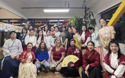 Chinese Costume Night Recap (Sep 24)